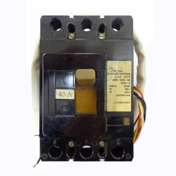 Выключатель автоматический ВА-57 Ф35 34111020 УХЛЗ 380В РТ40  Вид 1