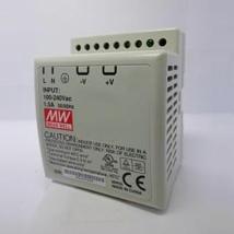 Источник питания MW DR-4505 45W 5V 9A на дин-рейку