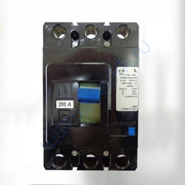 Выключатель автоматический ВА57Ф35-340010 20 УХЛЗ Кат.А, 380V, 50Hz, 200А, Гост Р 50030.2   Вид 1