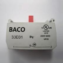 Блок контакта 1 NO BACO 33E01