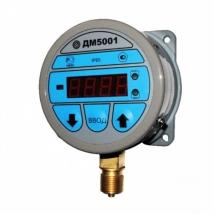 Мановакууметр цифровой ДМ 5001 ГУ2 1,0 (-100 до 50 кПа), IР53