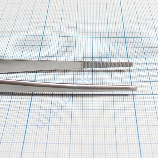 Пинцет анатомический 200х2,5мм 15-124 Thumb  Вид 3