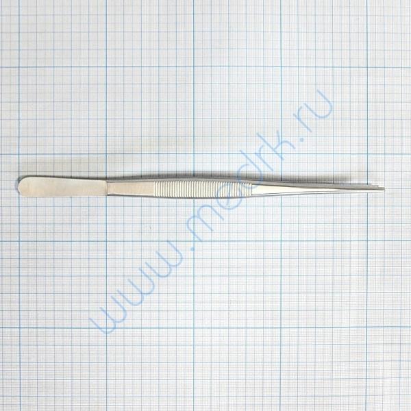 Пинцет анатомический 200х2,5мм 15-124 Thumb  Вид 4