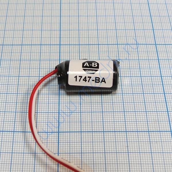Батарейка литиевая Allen Bradley 1747-BA  Вид 8