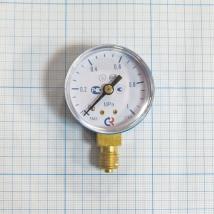 Манометр ТМ-210Р.00 (0-1,0MPa) M12х1,5.2,5, О2, 50 мм
