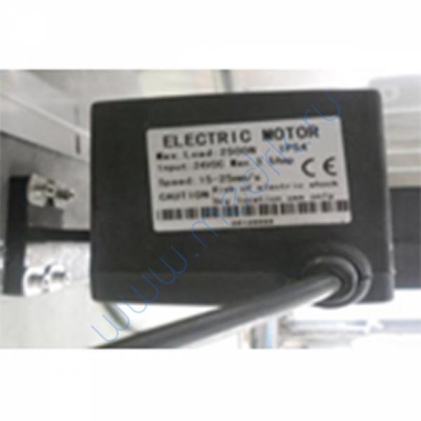 Привод ZD-150-2/2500N (электродвигатель проходного типа)  Вид 1