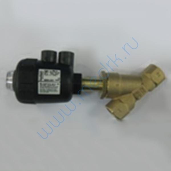 Клапан с пневматическим приводом GA-600 12/0016  Вид 1