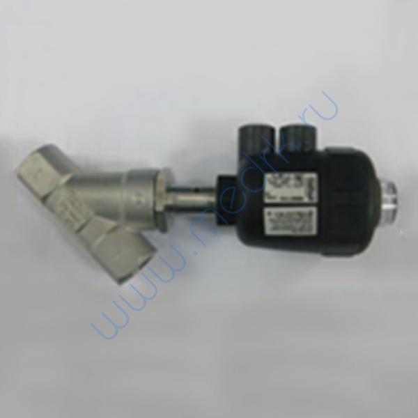 Клапан с пневматическим приводом GA-600 12/0017  Вид 1