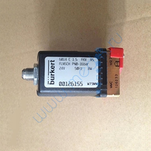Клапан соленоидный GA-600 12/0035   Вид 1