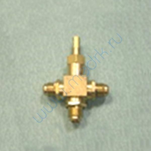 Кран водяной выпускной трёхходовой VD-ALL 12/0250  Вид 1