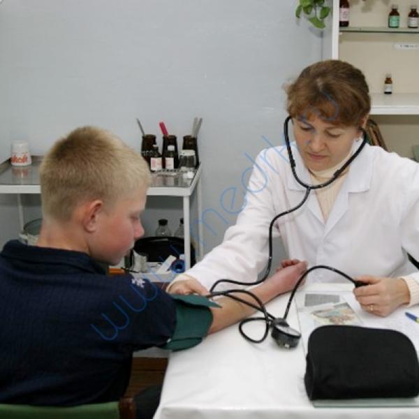 Комплект оснащения медицинского кабинета в школе по стандартам Министерства Здравоохранения  Вид 1