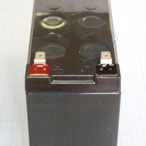 Батарея аккумуляторная AN-12-7,2 (12В; 7,2 Ач; CSB GP1272)  Вид 2