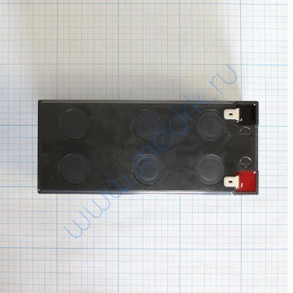 Батарея аккумуляторная AN-12-7,2 (12В; 7,2 Ач; CSB GP1272)  Вид 4
