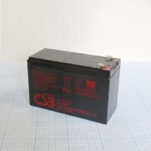 Батарея аккумуляторная AN-12-7,2 (12В; 7,2 Ач; CSB GP1272)
