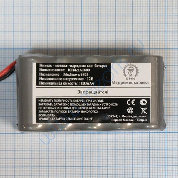 Батарея аккумуляторная 10H-4/5A1800 для SENSITEC (МРК)  Вид 3