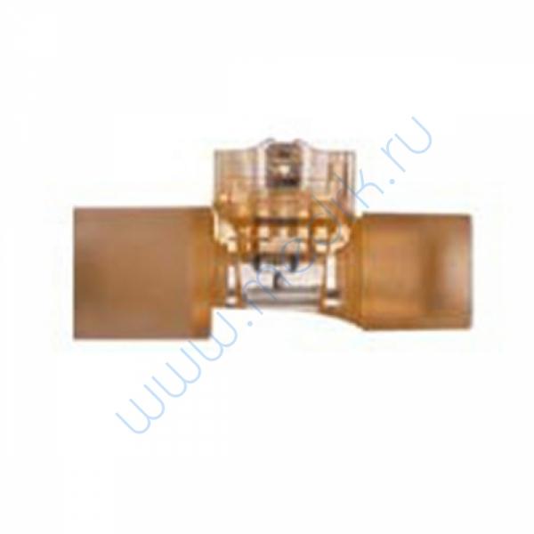 Датчик потока неонатальный с прямым адаптером ISO 15  Вид 1