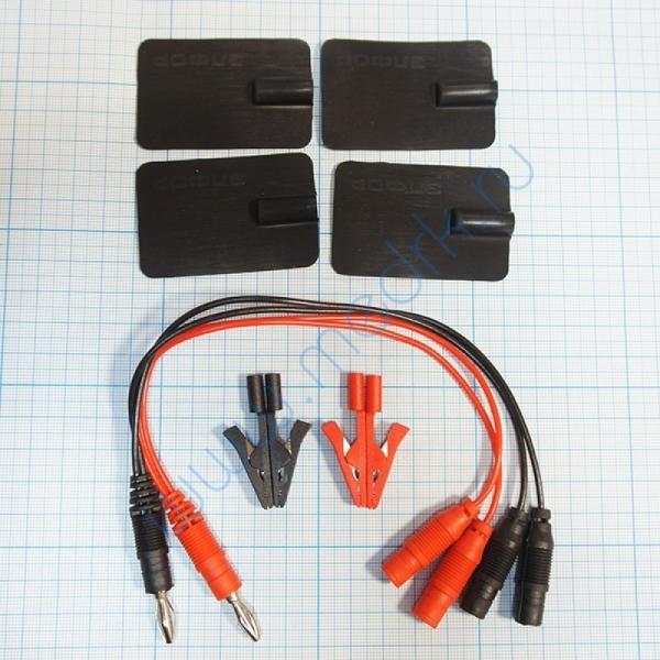 Комплект проводов и электродов для аппарата ЭЛФОР-ПРОФ  Вид 4