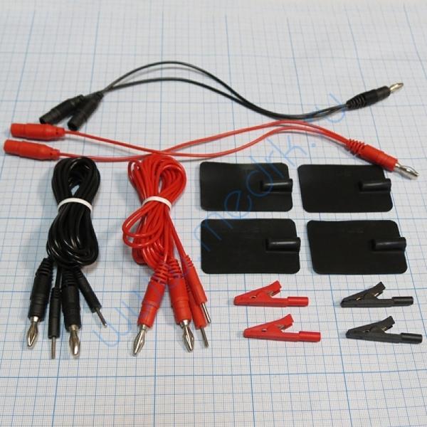 Комплект проводов и электродов для аппарата ЭЛФОР-ПРОФ  Вид 5