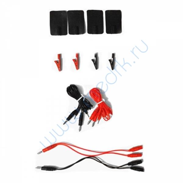 Комплект проводов и электродов для аппарата ЭЛФОР-ПРОФ  Вид 6