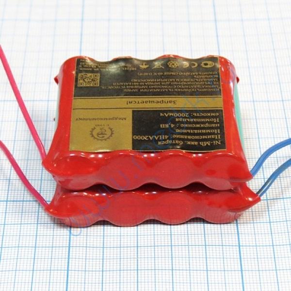 Батарея аккумуляторная 2х4H-AA2000B (МРК)  Вид 4