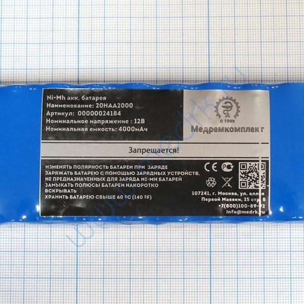 Батарея аккумуляторная 20H-AA2000 для BIONET Cardio Touch 3000 (МРК)  Вид 2