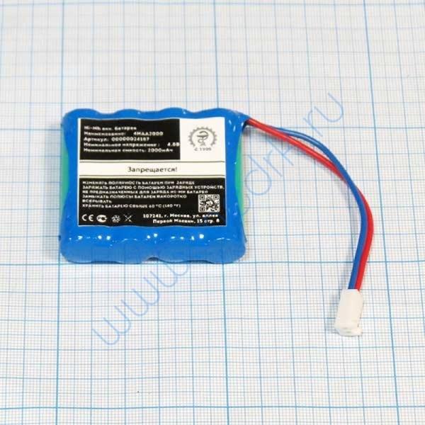 Батарея аккумуляторная 4H-AA2000 для DELPHI 9-2100 (МРК)  Вид 1