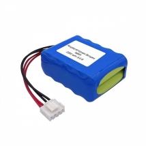 Батарея аккумуляторная 10H-AA2000 для BIOMED ECG-1A, ECG-2201, ECG-2201G (МРК)