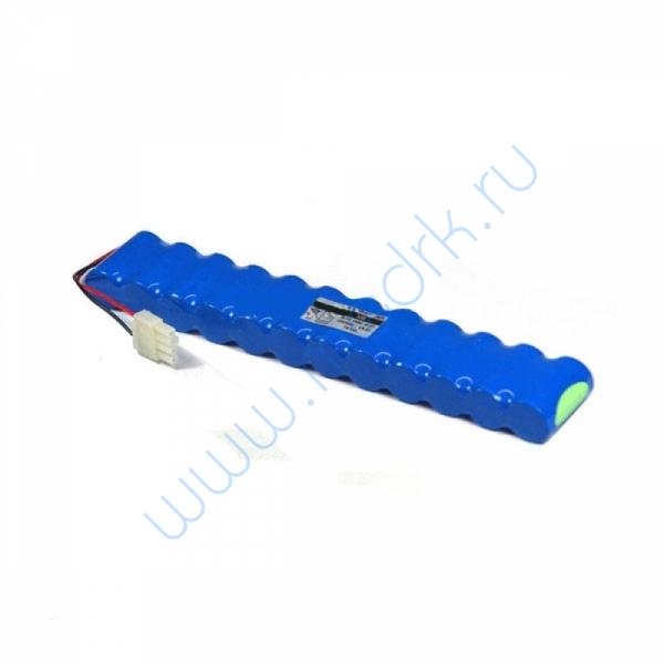 Батарея аккумуляторная 12Н-SC3000 для дефибриллятора Bruker 3002 IH, Shiller Defigard 3002 (МРК)  Вид 3