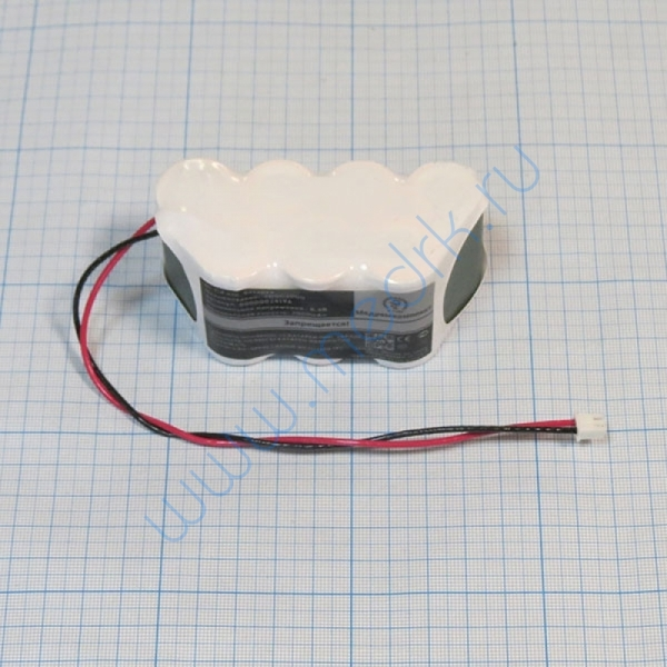 Батарея аккумуляторная 7D-SC2000 для шприцевого дозатора JMS SP500 (МРК)  Вид 2