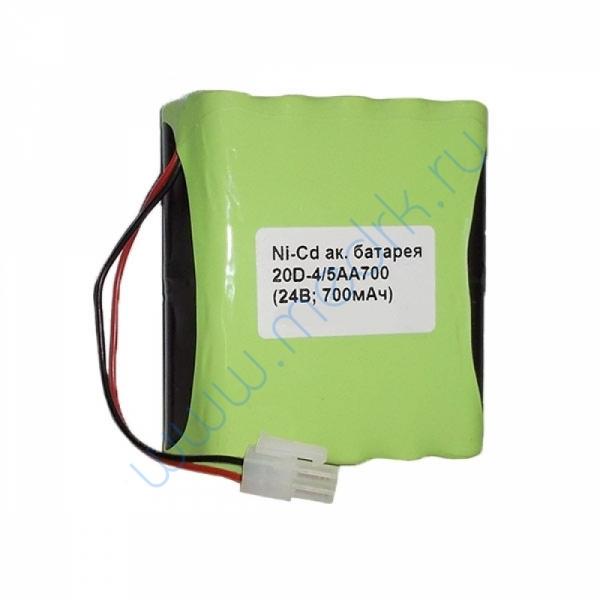 Батарея аккумуляторная 20D-4/5AA700 для ЭКГ DELTA-1 PLUS (МРК)  Вид 1