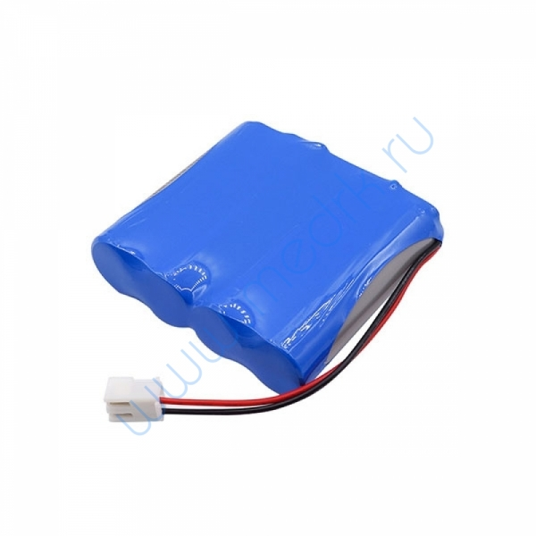 Батарея аккумуляторная 4ICR18650 с ПЗ для BIOCARE ECG-6010 (МРК)  Вид 2