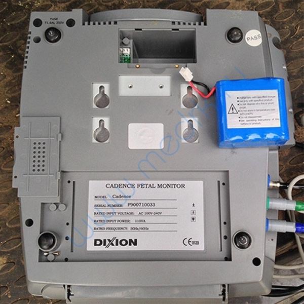 Батарея аккумуляторная 8ICR18650C c ПЗ (МРК)  Вид 2