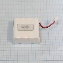 Батарея аккумуляторная 8ICR18650C c ПЗ (МРК)