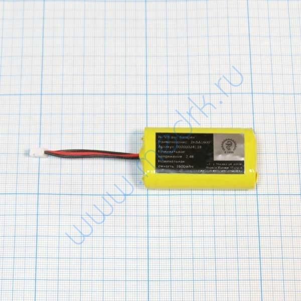 Батарея аккумуляторная 2H-AA1600 для спирометра CareFusion Micro (МРК)  Вид 1