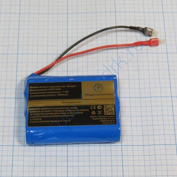 Батарея аккумуляторная 6H-SC3000P для МПР 6-03 Тритон (МРК)  Вид 1