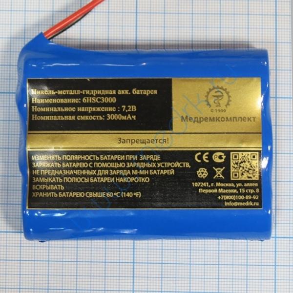 Батарея аккумуляторная 6H-SC3000P для МПР 6-03 Тритон (МРК)  Вид 2
