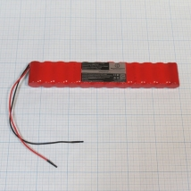 Батарея аккумуляторная 12H-SC3000P без разъема (МРК)