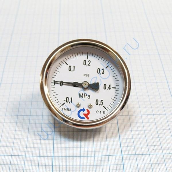 Мановакуумметр ТМВ-320Т.00 (-0,1-0,5МРа)  Вид 1