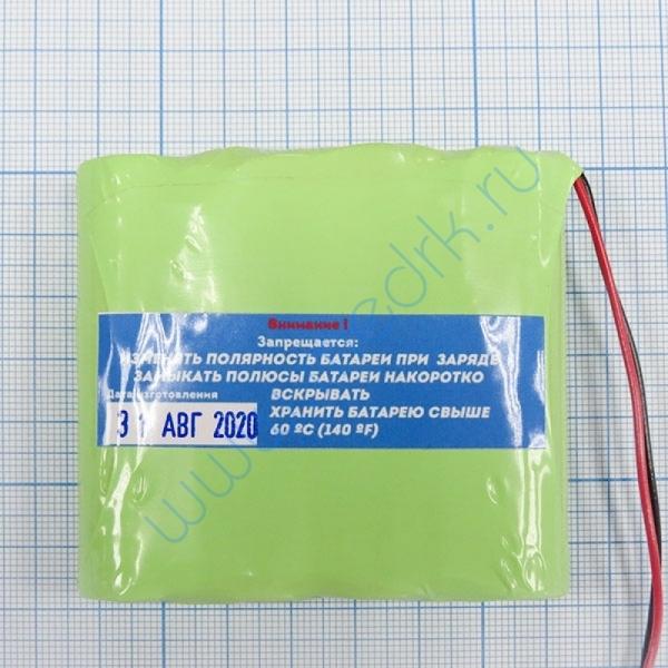 Аккумуляторная батарея для ЭКГ Schiller Cardiovit AT102 +, MS-2007, MS-2010, MS-2015  Вид 4