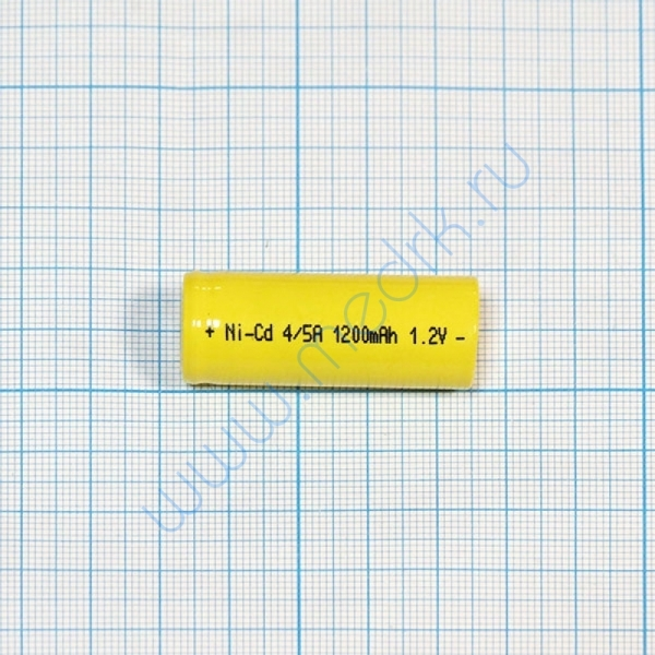 Элемент питания Ni-Cd 4/5A 1,2 В 1200 мАч   Вид 1