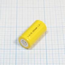 Элемент питания Ni-Cd 1,2 В 2500 мАч