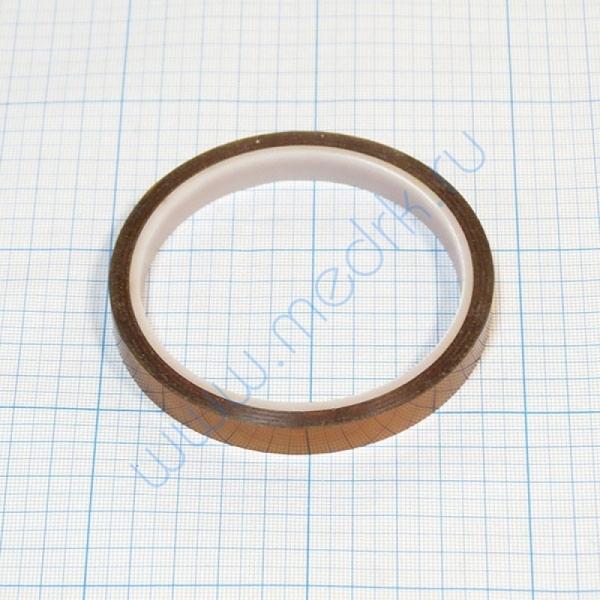 Скотч термостойкий 10 мм  Вид 1