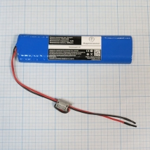Батарея аккумуляторная 8D-SC2000 для Fukuda Cardisuny C100 без разъема (МРК)