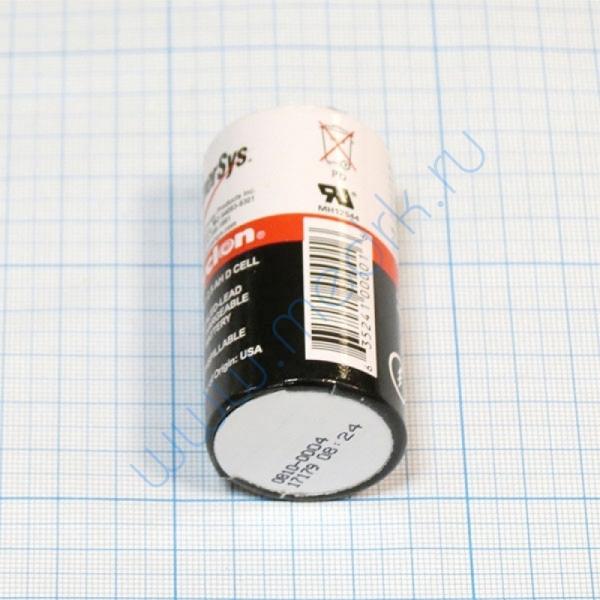Элемент питания D 2 В 2500 мАч  Вид 2
