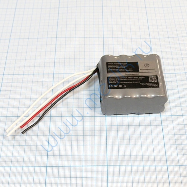 Батарея аккумуляторная 8HAA-2000 для ИВЛ Osiris 3 (МРК)  Вид 1
