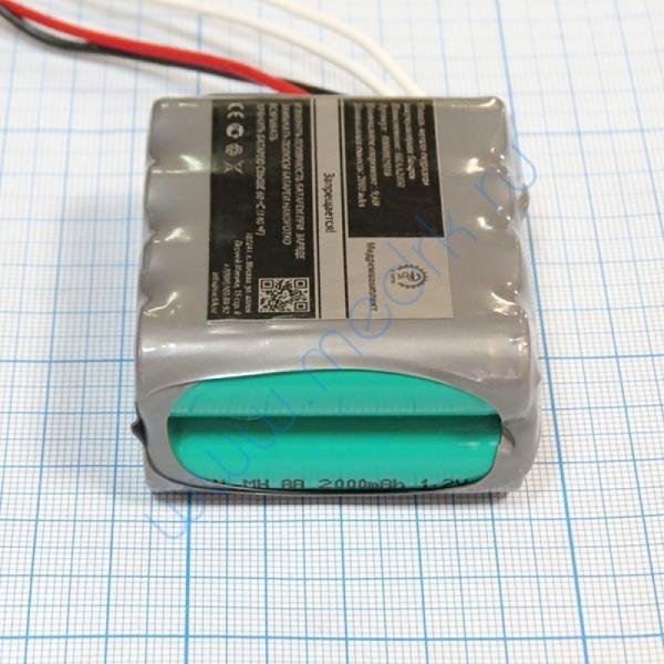 Батарея аккумуляторная 8HAA-2000 для ИВЛ Osiris 3 (МРК)  Вид 4