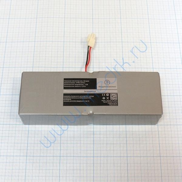 Батарея аккумуляторная 2VRLA6/4,5 для ИВЛ LTV1200 (МРК)  Вид 1