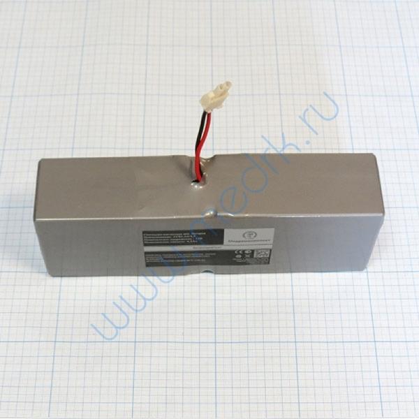 Батарея аккумуляторная 2VRLA6/4,5 для ИВЛ LTV1200 (МРК)  Вид 4
