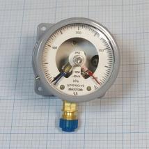 Манометр ДМ-2010 CгУ2 (0-400кПа) с фланцем исп. 3