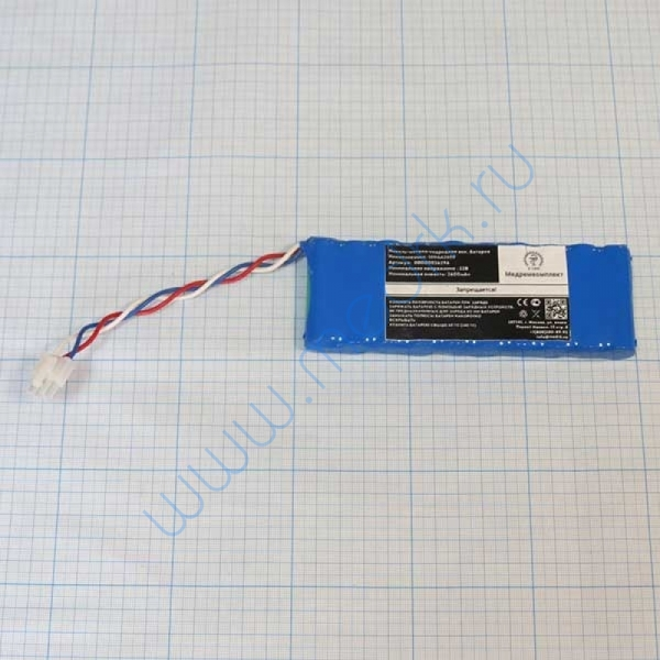 Батарея аккумуляторная 10H-AA2600 (МРК)  Вид 1